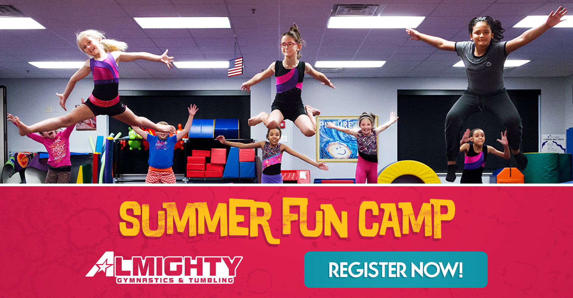 Slider Image: Summer Fun Camp
