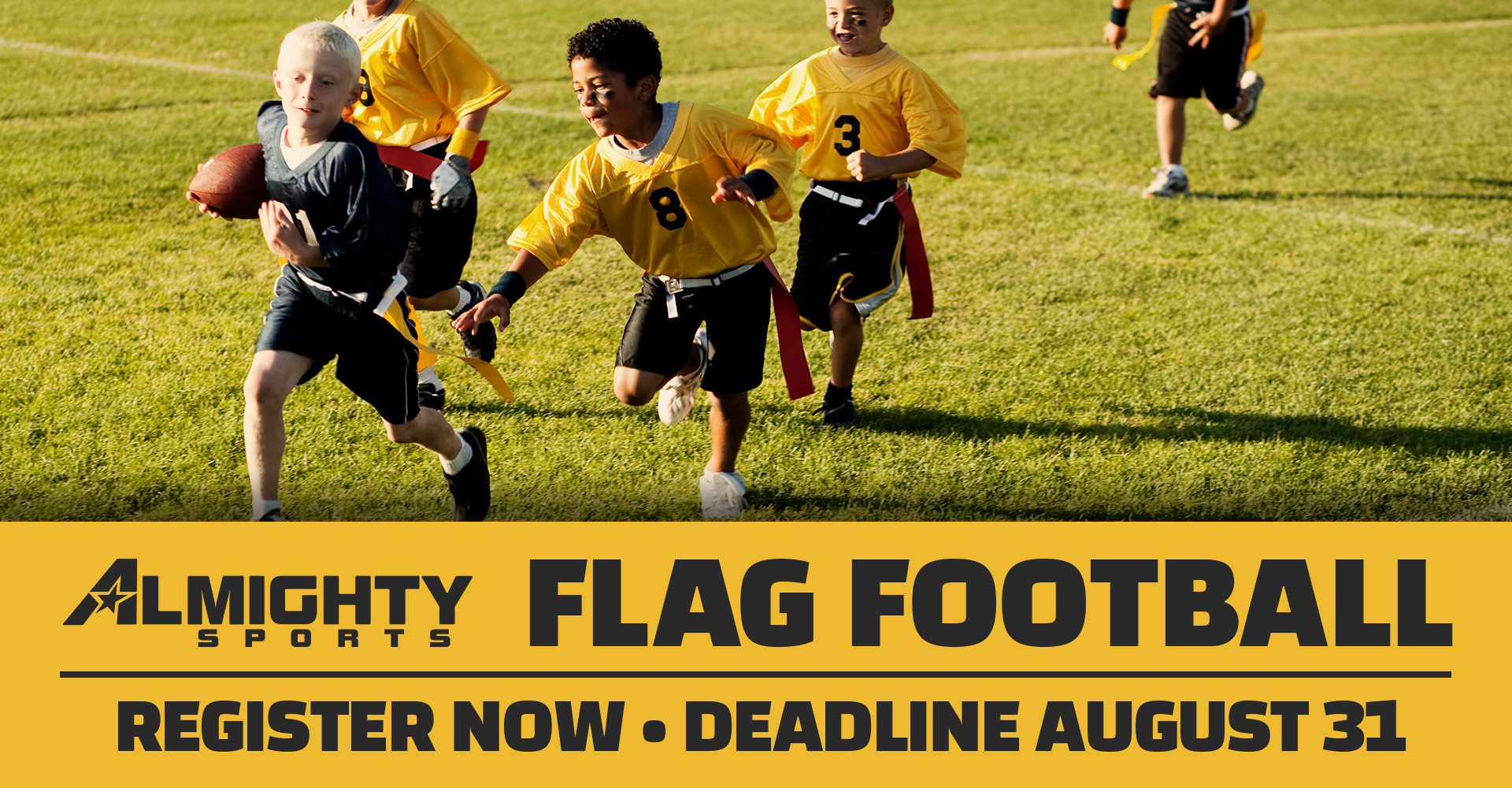 Slider Image: Flag Football