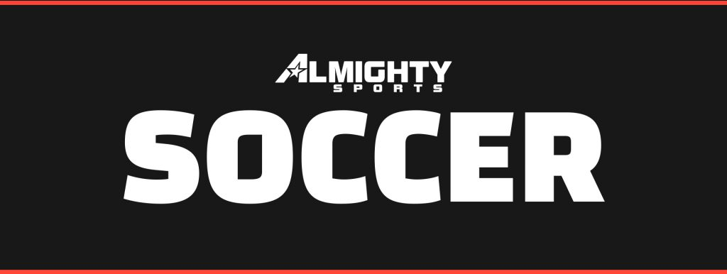 Web Banner: Almighty Soccer